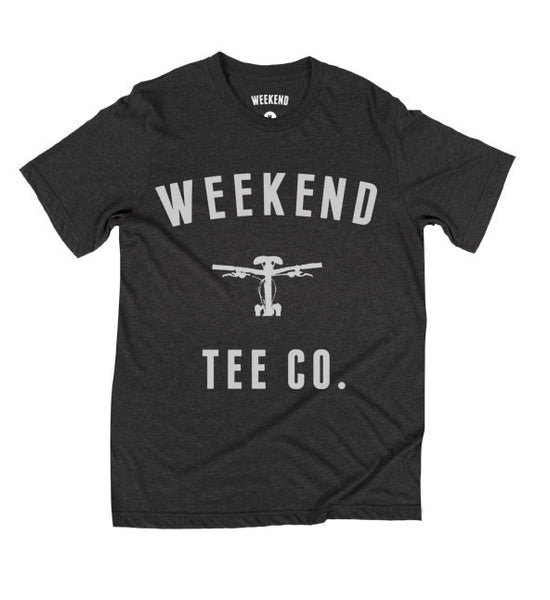 Weekend Bike Tee - Black