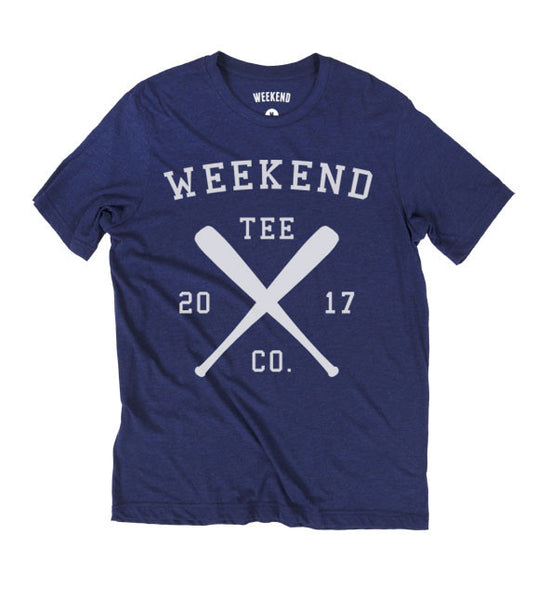 Weekend Baseball Tee
