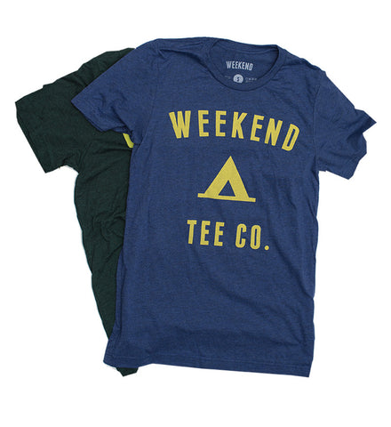 Weekend Camp Tee