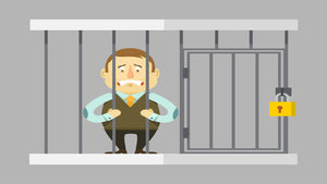 Has your prostate-related incontinence sentenced you to house arrest?