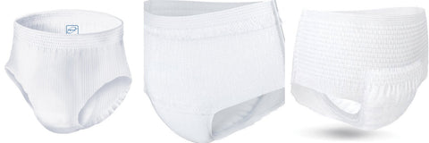 Women's disposable underwear