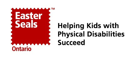 Easter Seals Ontario logo - Helping Kids with Physical Disabilities Succeeed