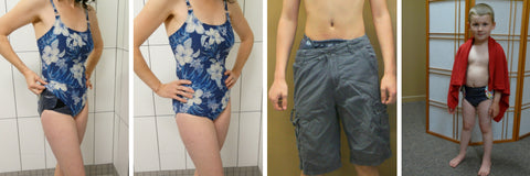 SOSecure Swim Brief for Adults, Youth and Kids