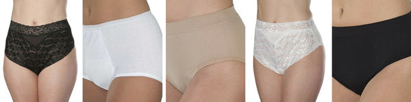 Wearever Canada absorbent underwear for women