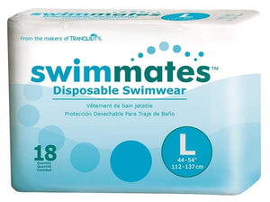 Swimmates Disposable Swimwear from Tranquility - incontinence protection in all sizes