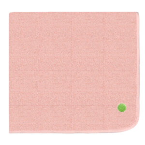 3'x3' PeapodMats Washable & Reusable Waterproof Bed Wetting Incontinence Mats Pink