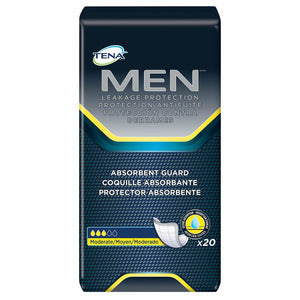 TENA MEN disposable underwear guards for light to moderate bladder leaks