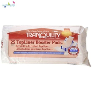 Tranquility® TopLiner Incontinence Booster Pads Regular