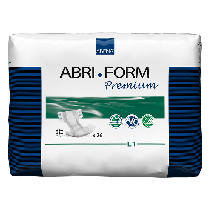 Abena Abri-Form Premium Adult Briefs - Completely Breathable