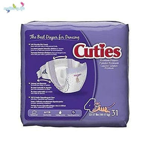 Cuties Baby Diapers Newborn to Size 6 from MyLiberty.life