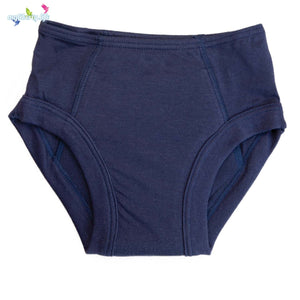 Conni Kids Tackers incontinence underwear - Navy blue Briefs for Boys or Girls