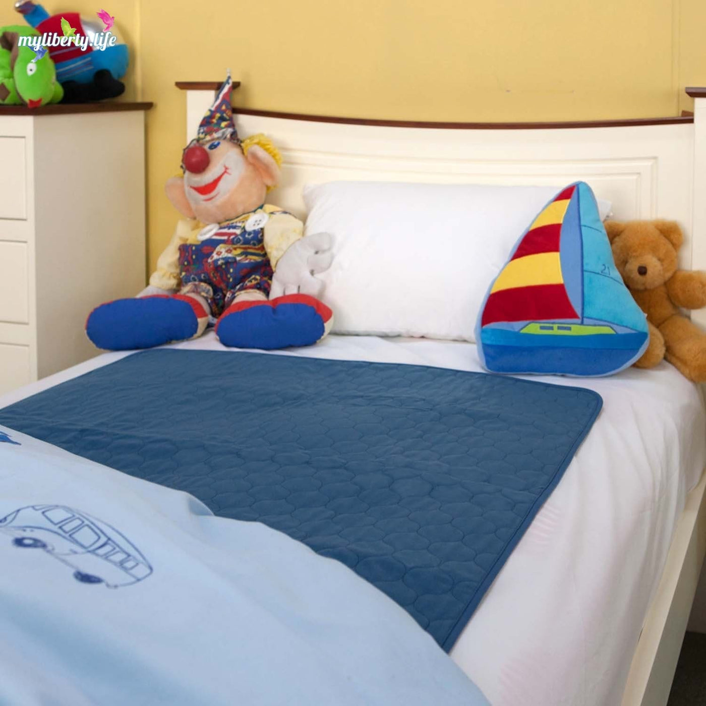 bed it bedwetting really therapee does work solution wetting review
