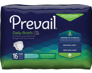Prevail Youth Briefs Adult Diapers - incontinence protection in smaller sizes; for big kids
