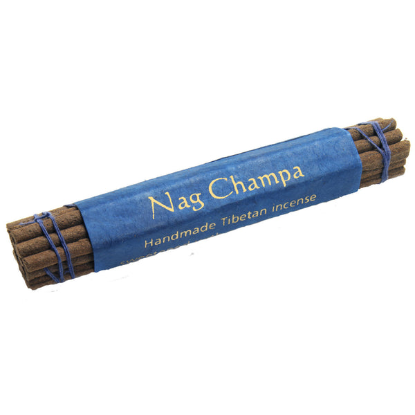 Tibetan Incense Bundle, Nag Champa - Tibet Collection