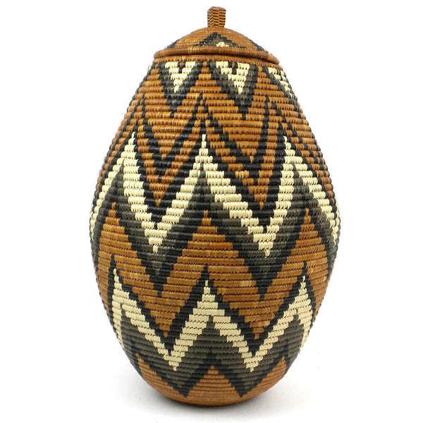 Zulu Wedding Basket - 079 - Ilala Weavers