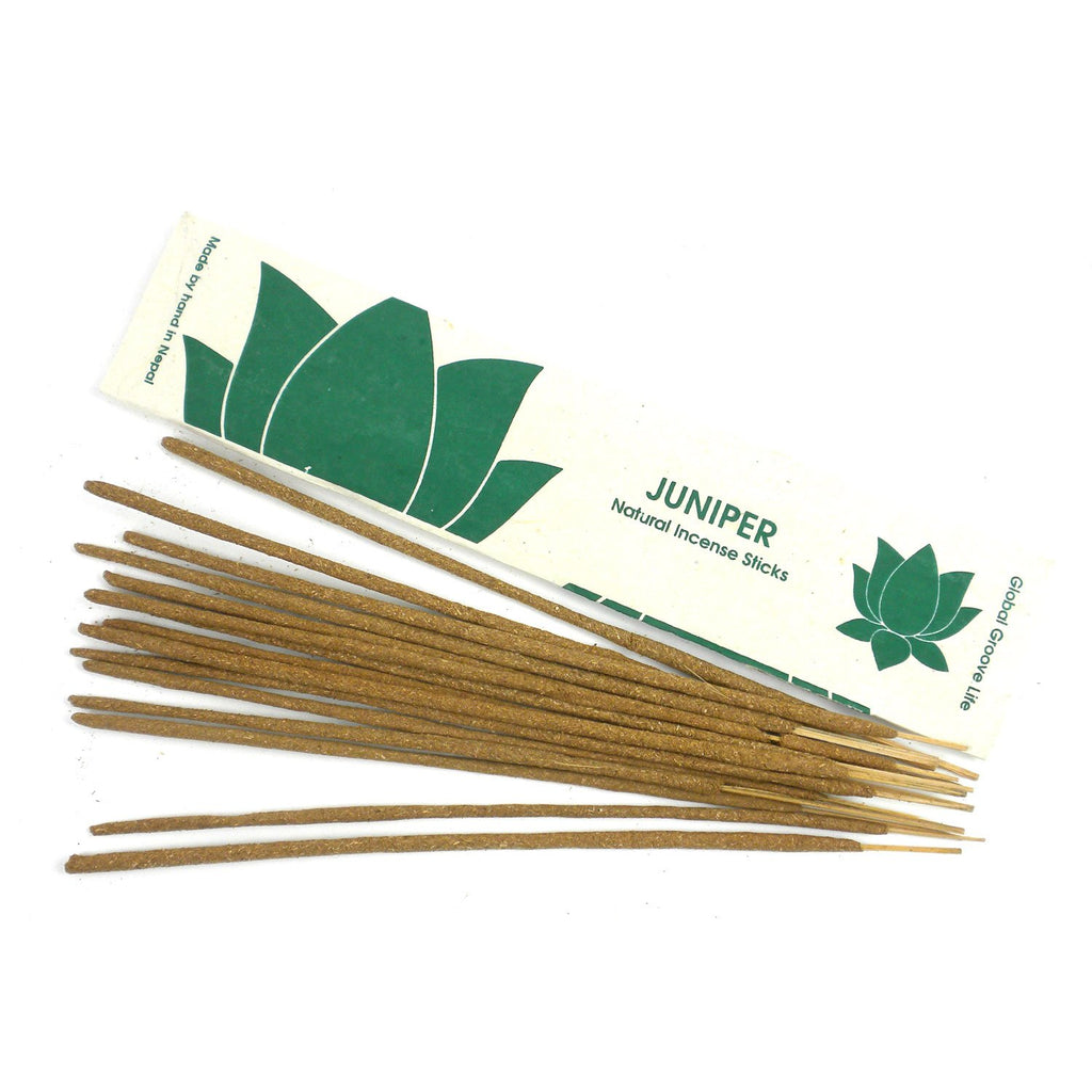 Stick Incense, Juniper - Global Groove (I)