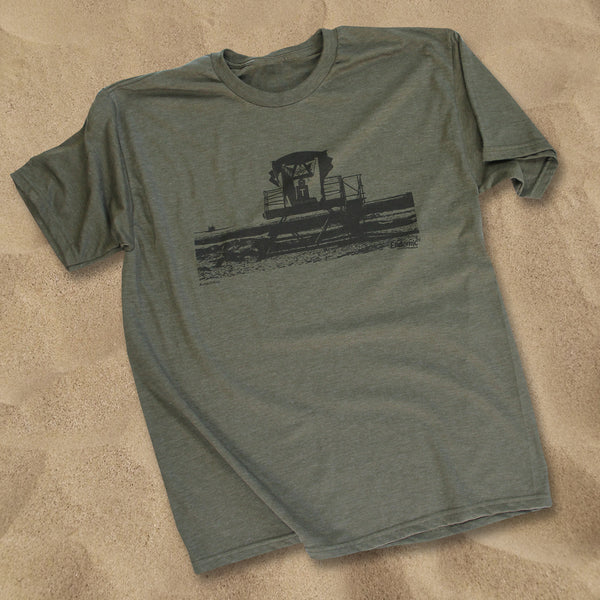Bolsa Tower Huntington Beach T Shirt - Endemic Surfwhere?