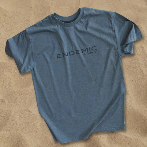 Endemic New School Simple T - Endemic Surfwhere?  - 1