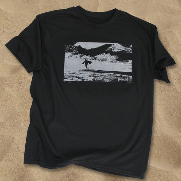 The Wedge Newport Beach T Shirt - Endemic Surfwhere?