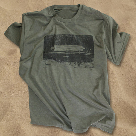 Classic Bench San Onofre T Shirt - Endemic Surfwhere?