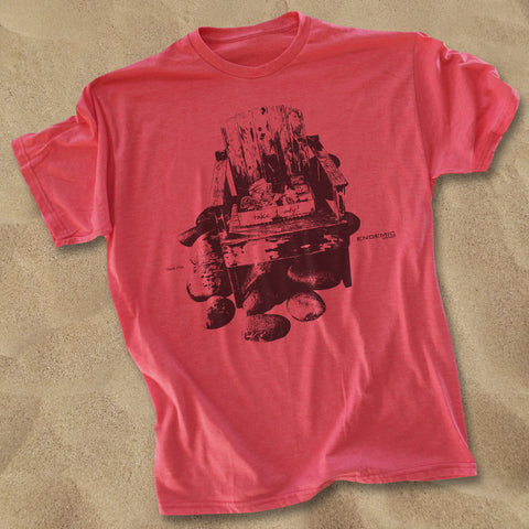 Free Wax San Onofre T Shirt - Endemic Surfwhere?  - 1