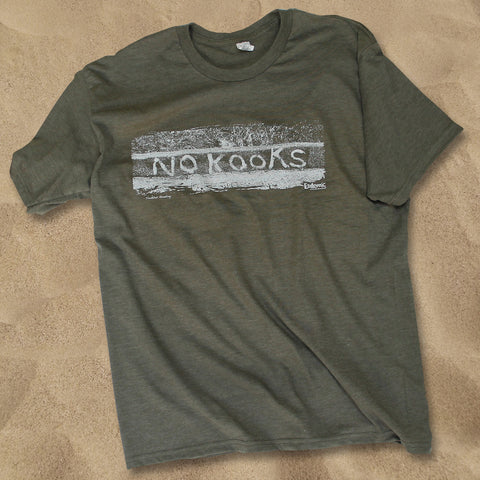 No Kooks Trestles T Shirt - Endemic Surfwhere?