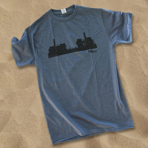 Newland Power Plant T-Shirt - Endemic Surfwhere?  - 1