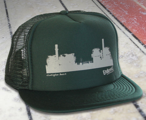 Power Plant Trucker Hat - Endemic Surfwhere?  - 1
