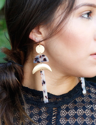 A List Starlet Earrings