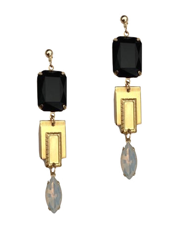 Speakeasy Earrings