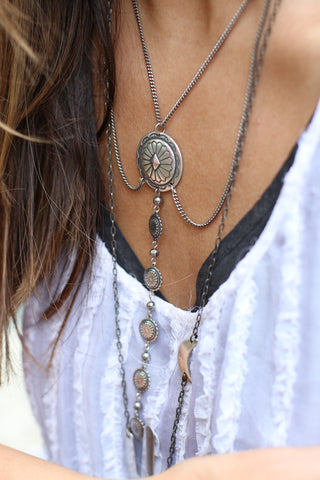Watchtower Necklace