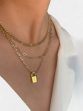 2 Layer Kept Secret Necklace