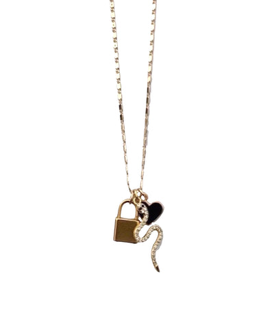 Lucky Strike Necklace