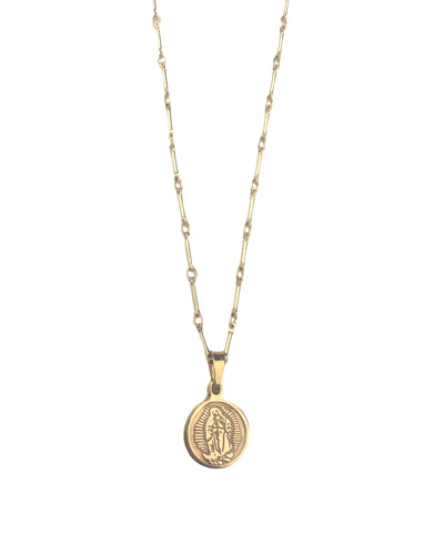 1 Mama Mary Necklace