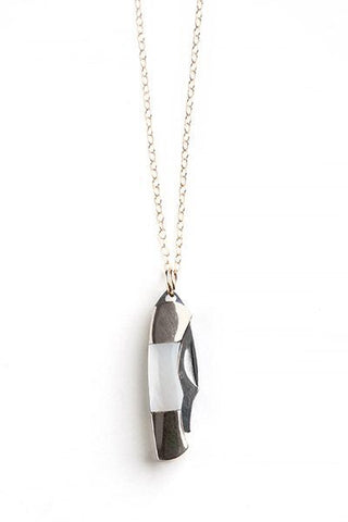 Mini PocketKnife Necklace