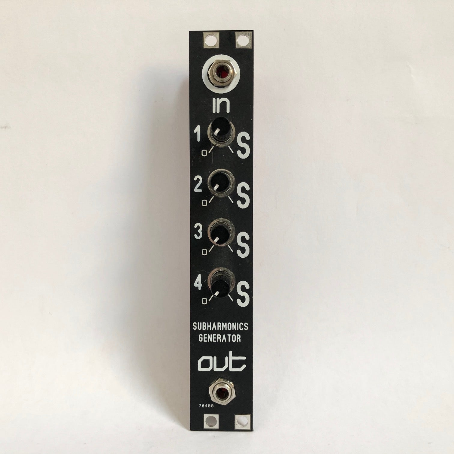 Blue Lantern Modules Subharmonics Generator
