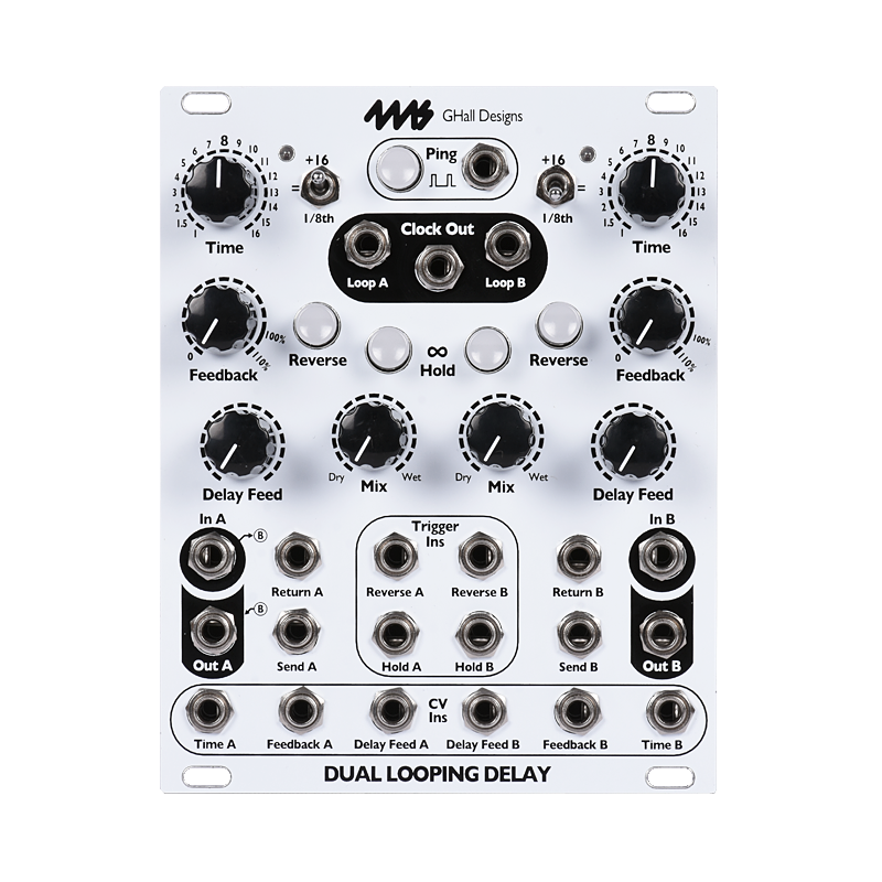 Dual Looping Delay