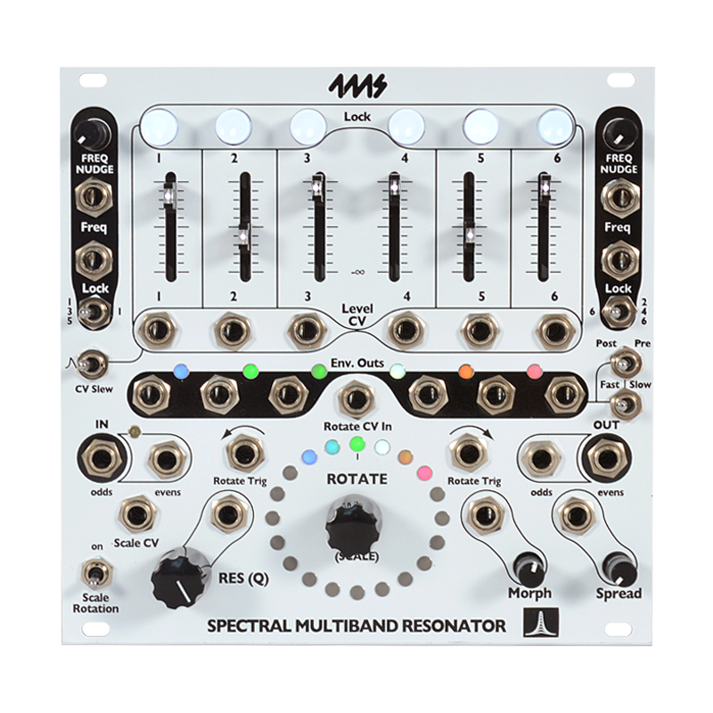 Spectral Multiband Resonator (SMR)