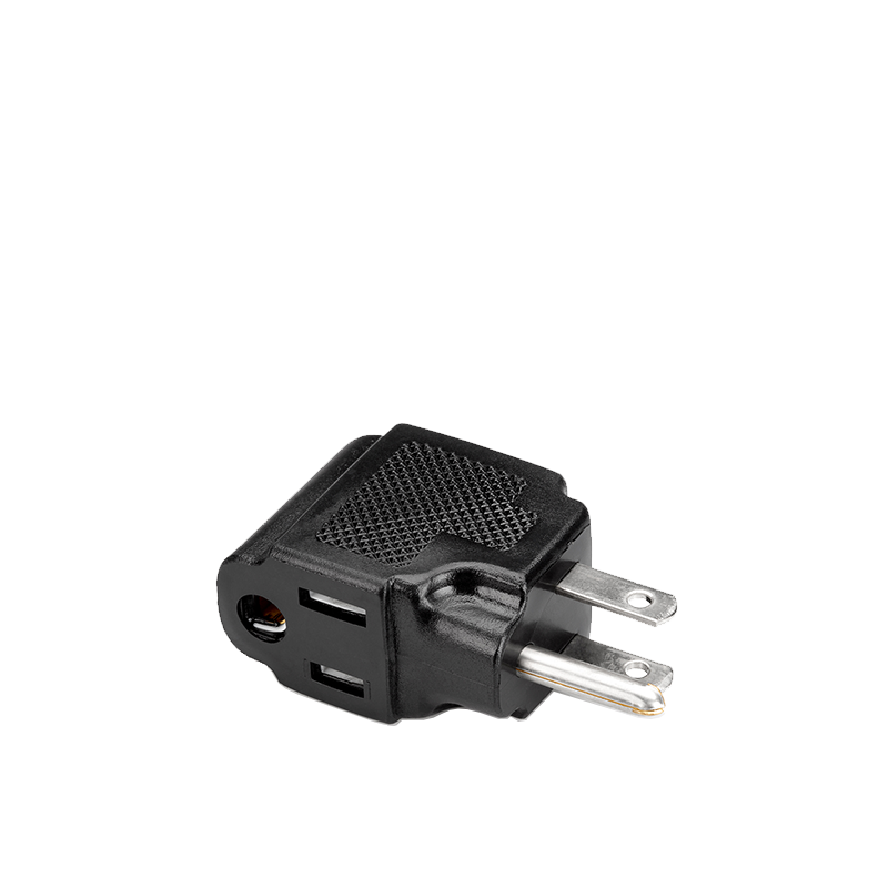 PWA-486 Right-angle Power Adapter