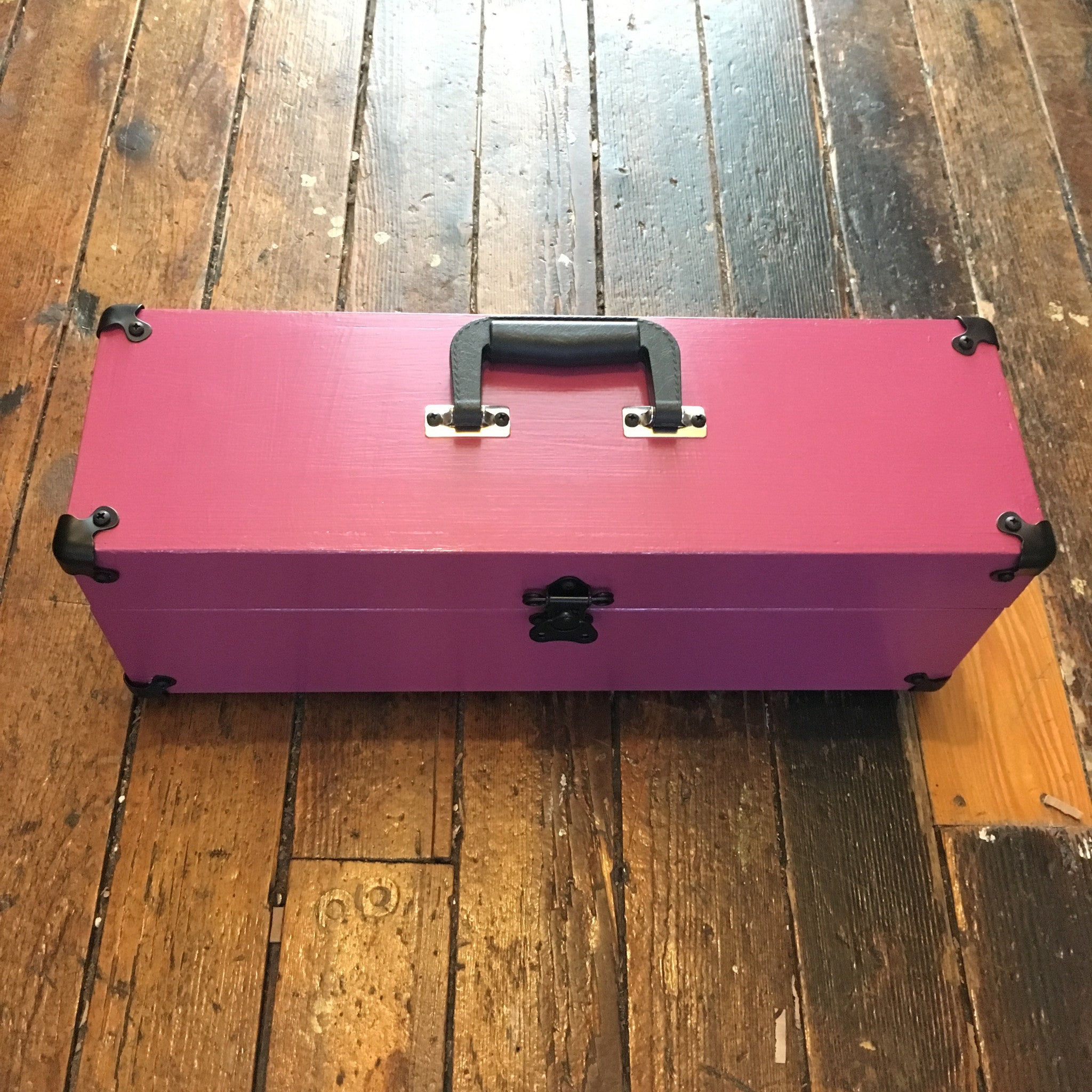 DIY Closable Case for Happy Ending Kit (Pink)