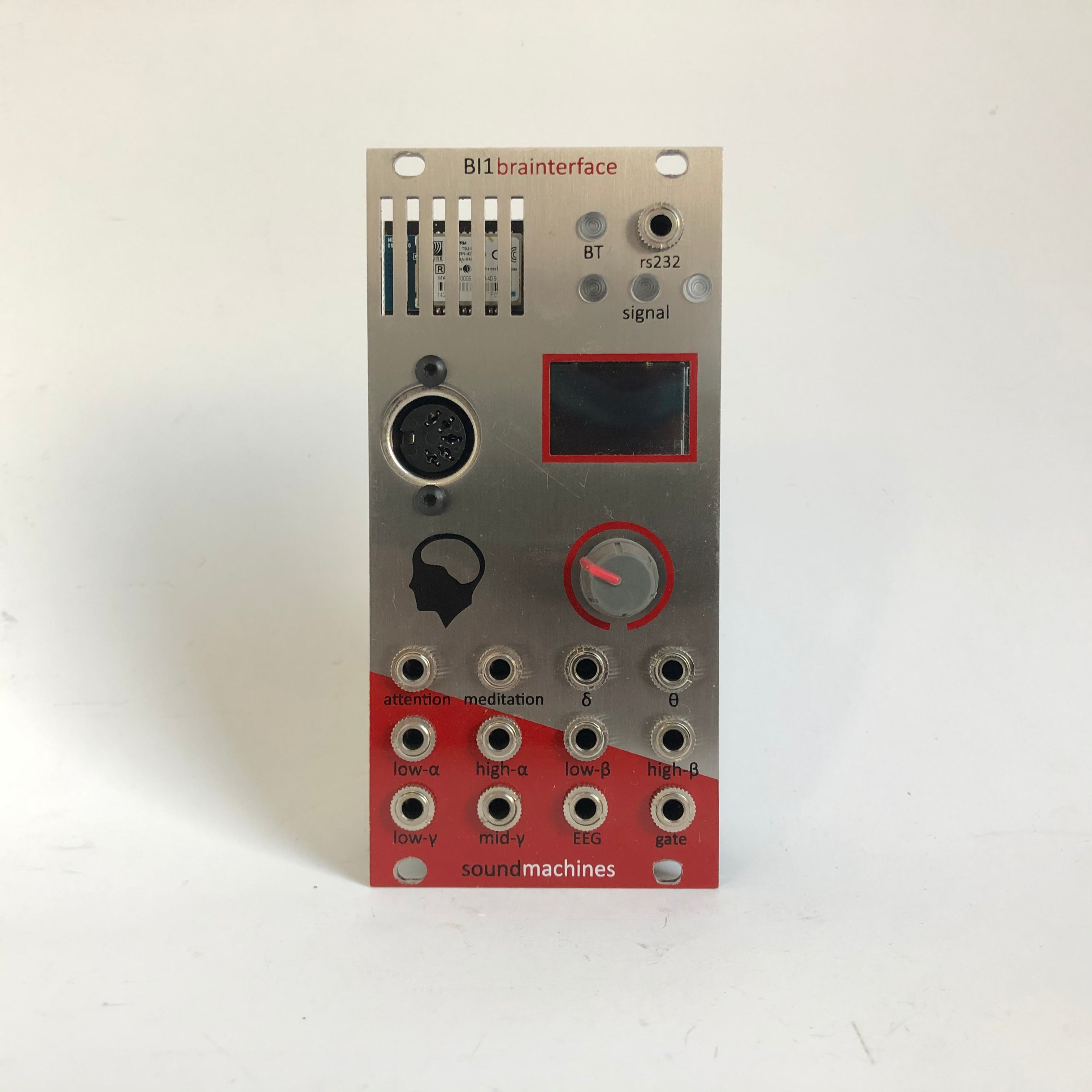 soundmachines BI1 Brainterface with Headset