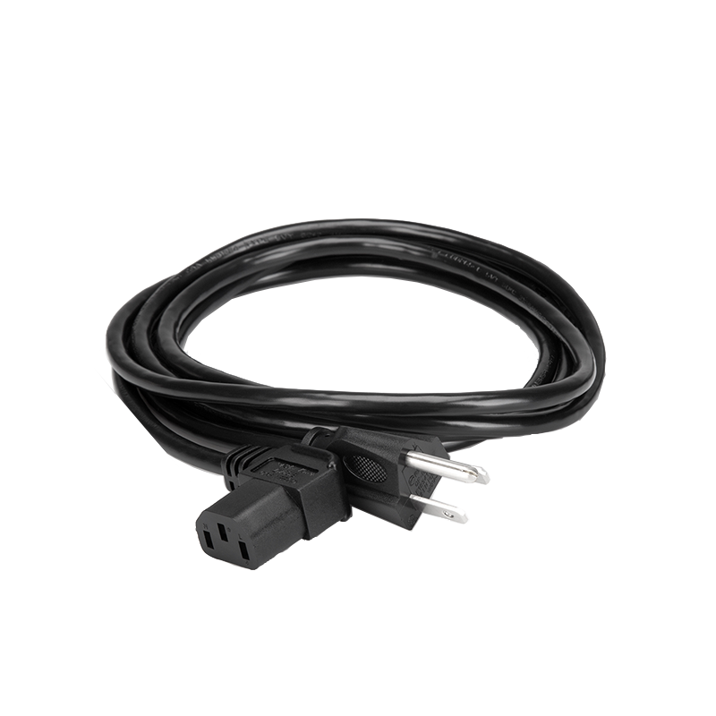 IEC Power Cord / Right Angle