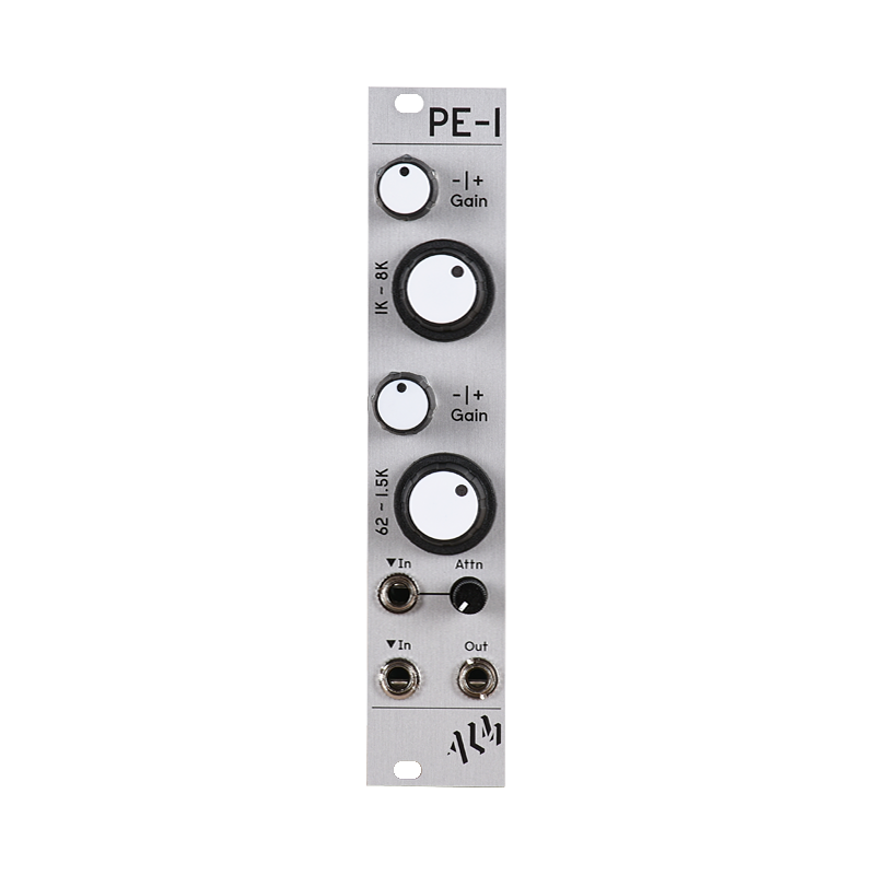 PE-1 Dual Band Parametric EQ
