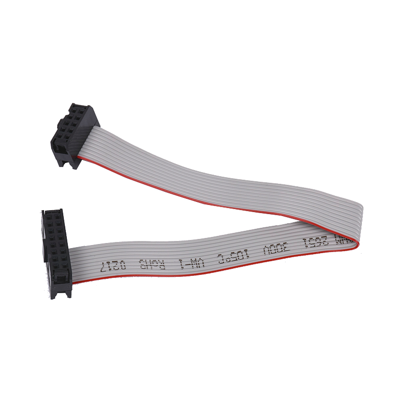 10-pin to 16-pin Power Ribbon Cable