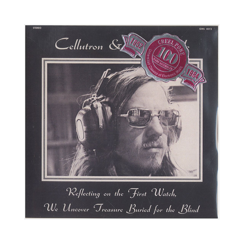 "Cellutron & The Invisible ""Reflecting On the First Watch, We Uncover Treasure Buried For The Blind"" (USA) CP22 CDr"