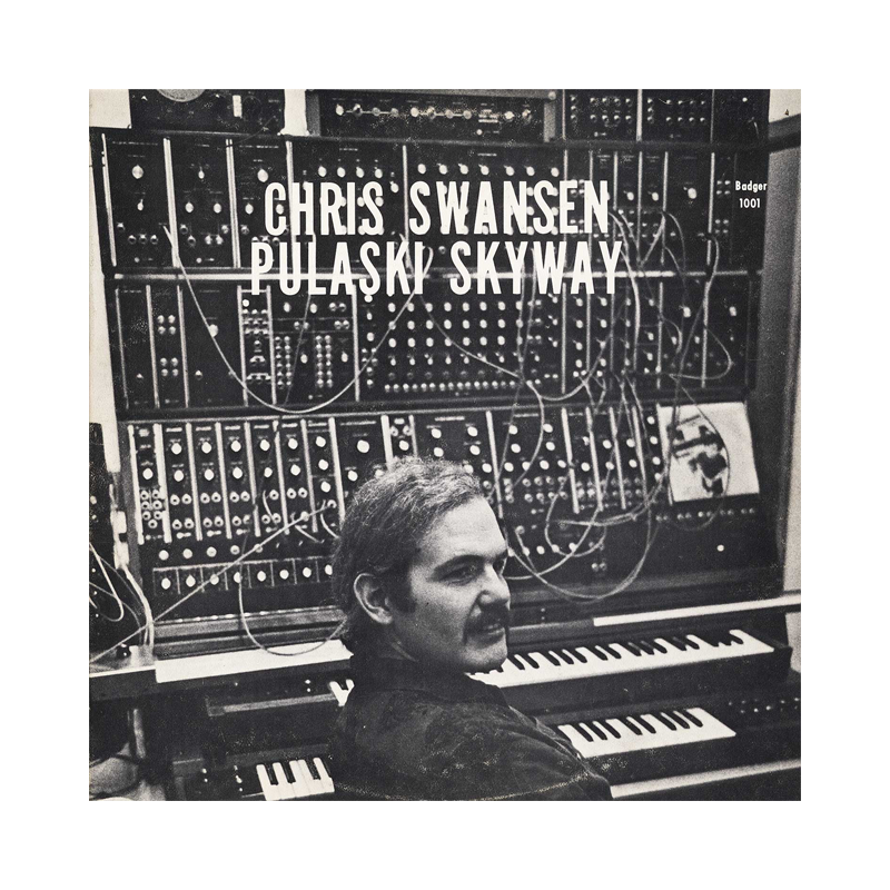 "Chris Swansen ""The Complete Badger Recordings Of Chris Swansen"" (USA) CP110-110.5 CDr"