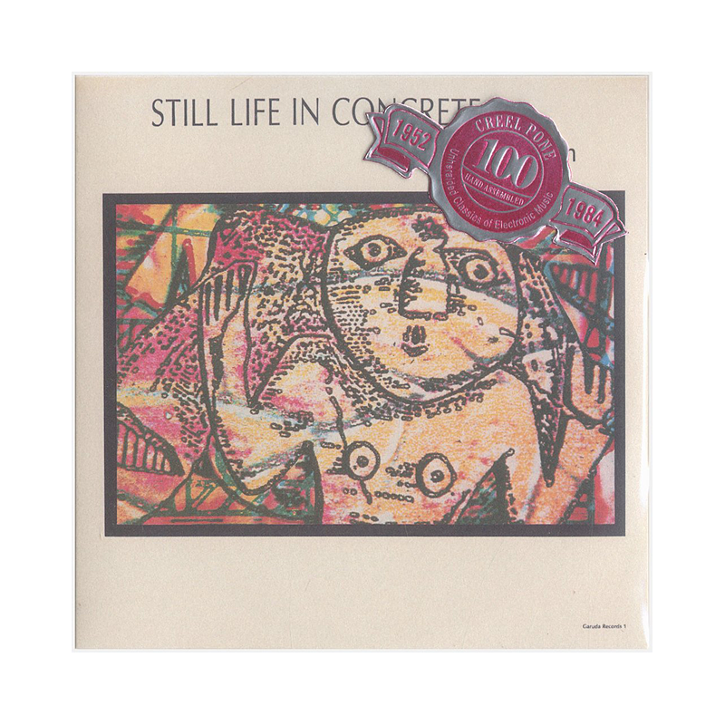 "Ed Herrmann ""Still Life in Concrete"" (USA) CP154 CDr"