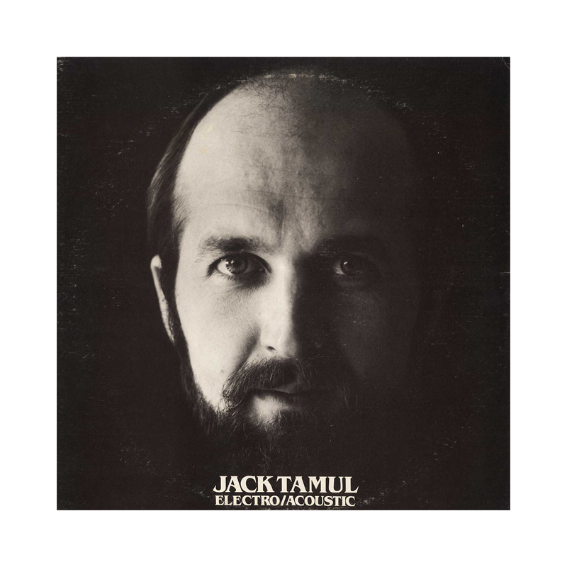 "Jack Tamul ""Electro/Acoustic"" (USA) CP162 CDr"