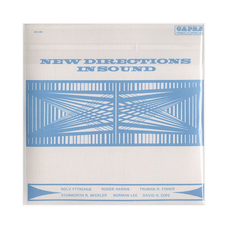 "V/A ""New Directions in Sound"" CP194-195 Double CDr"