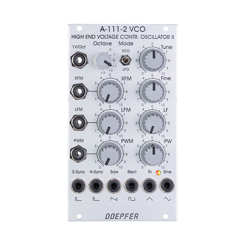 A-111-2 High End VCO II/LFO